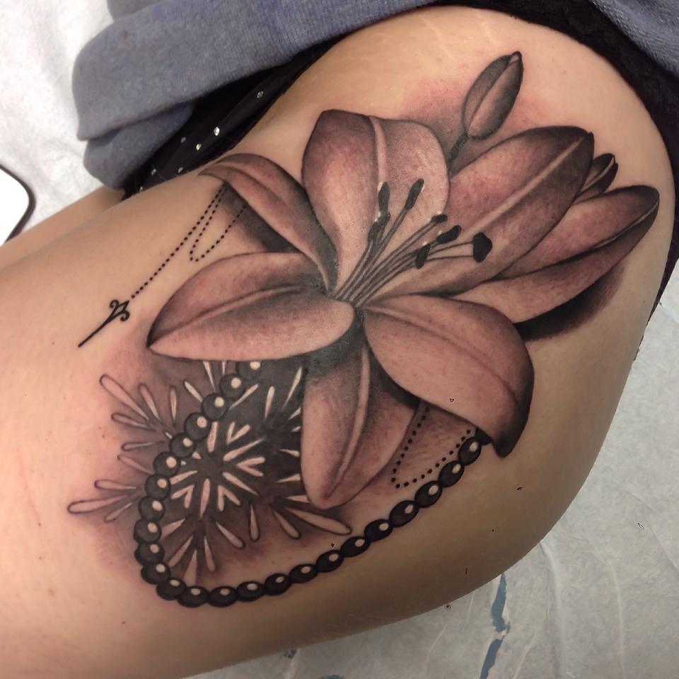 JESSICA | Capital Tattoo