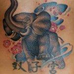elephant-tattoo