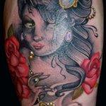 girl-key-tattoo