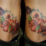 stomach-tattoo